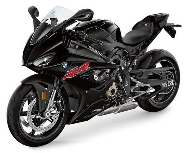 2°me moto sportive de ce classement : BMW S1000RR