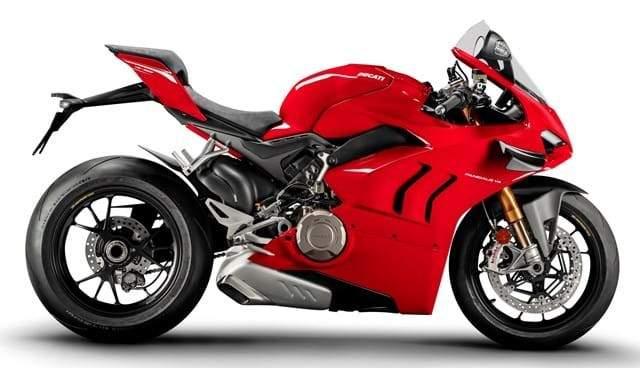 Moto sportive Ducati V4 S Panigale
